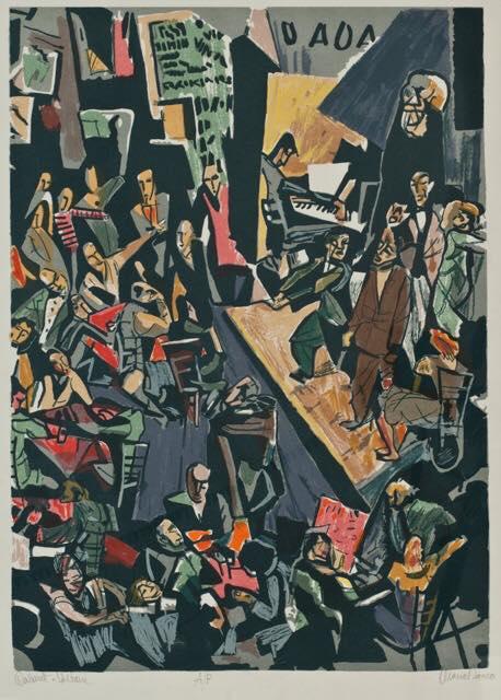 il dadaismo in svizzera