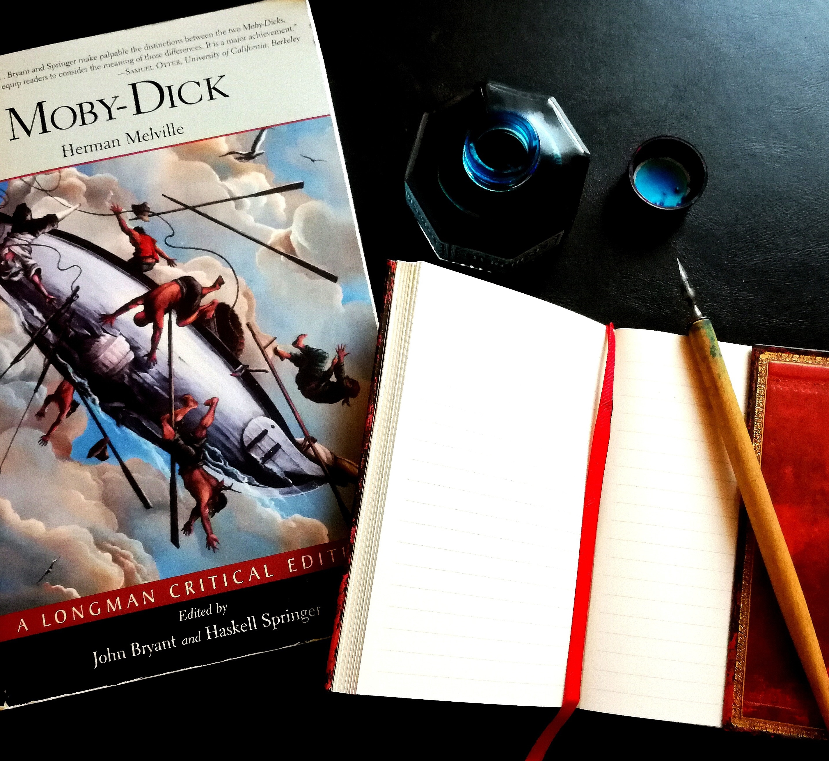 Moby Dick – Ahab e Ishmael tra opposizione e fusione