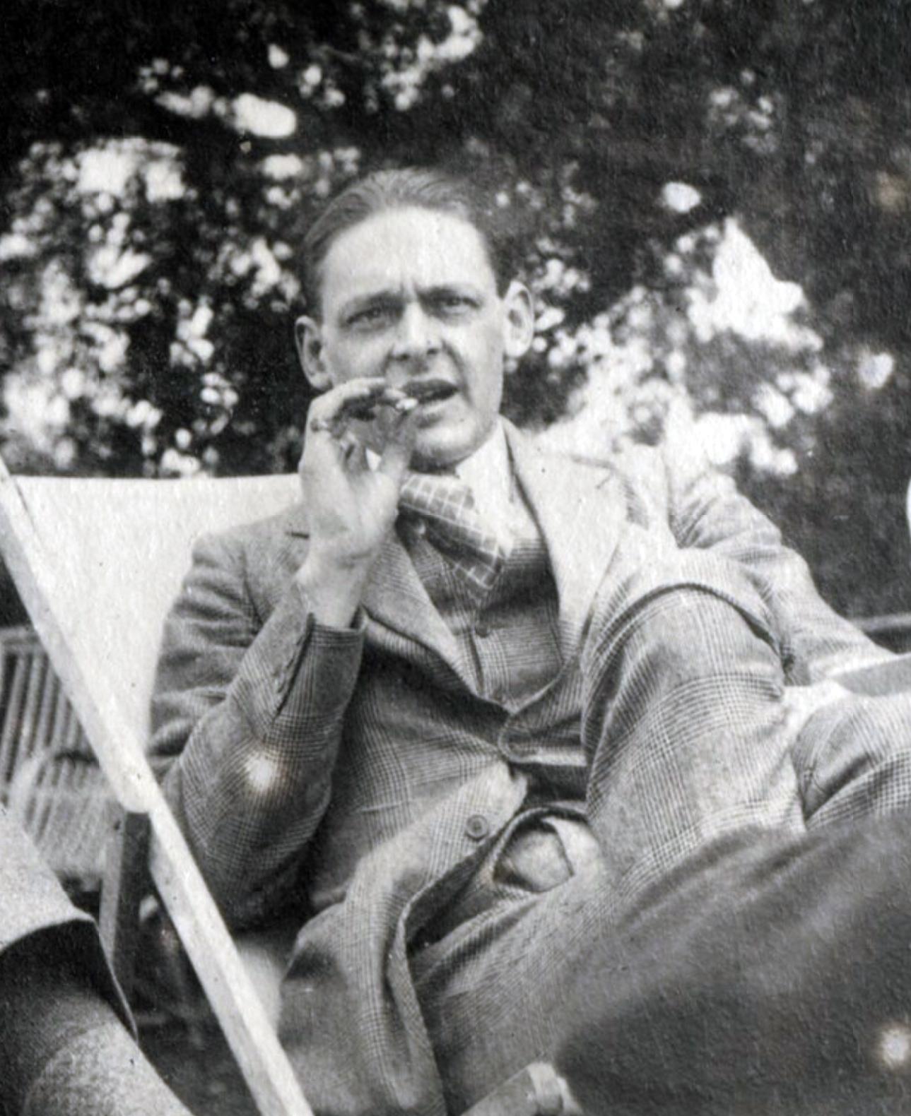 Centotrent'anni di Thomas Sterne Eliot