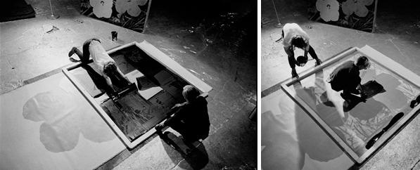 «Warhol voleva che il suo modo di lavorare diventasse assolutamente meccanico, come una fabbrica di contenitori che stampa informazioni sugli scatoloni» (Gerard Malanga)