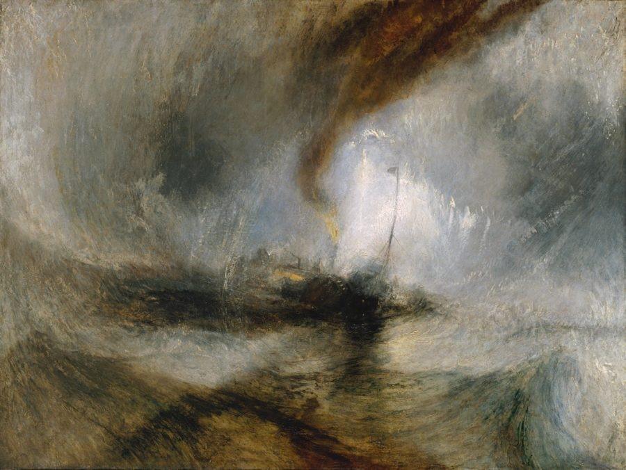 Joseph Conrad, l'uomo e la tempesta