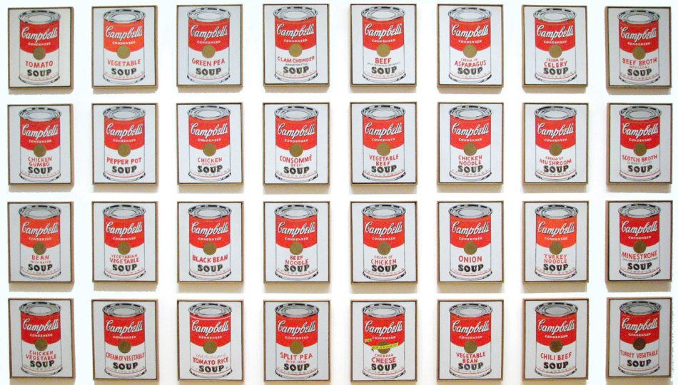 Pop Andy: l'arte commerciale di Andy Warhol