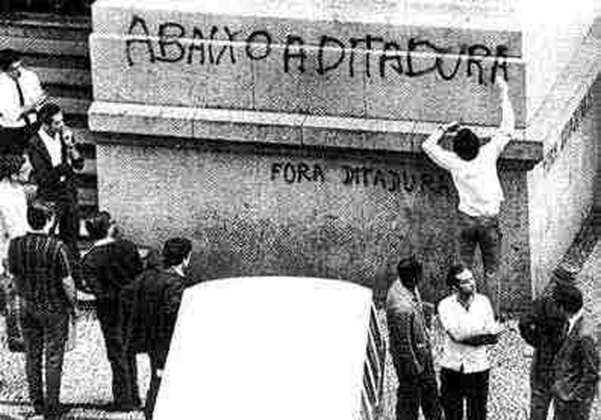 Il governo brasiliano dal 1964