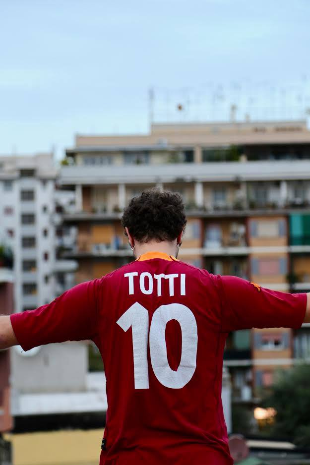 Goodbye Totti - Parioli Theatre Club