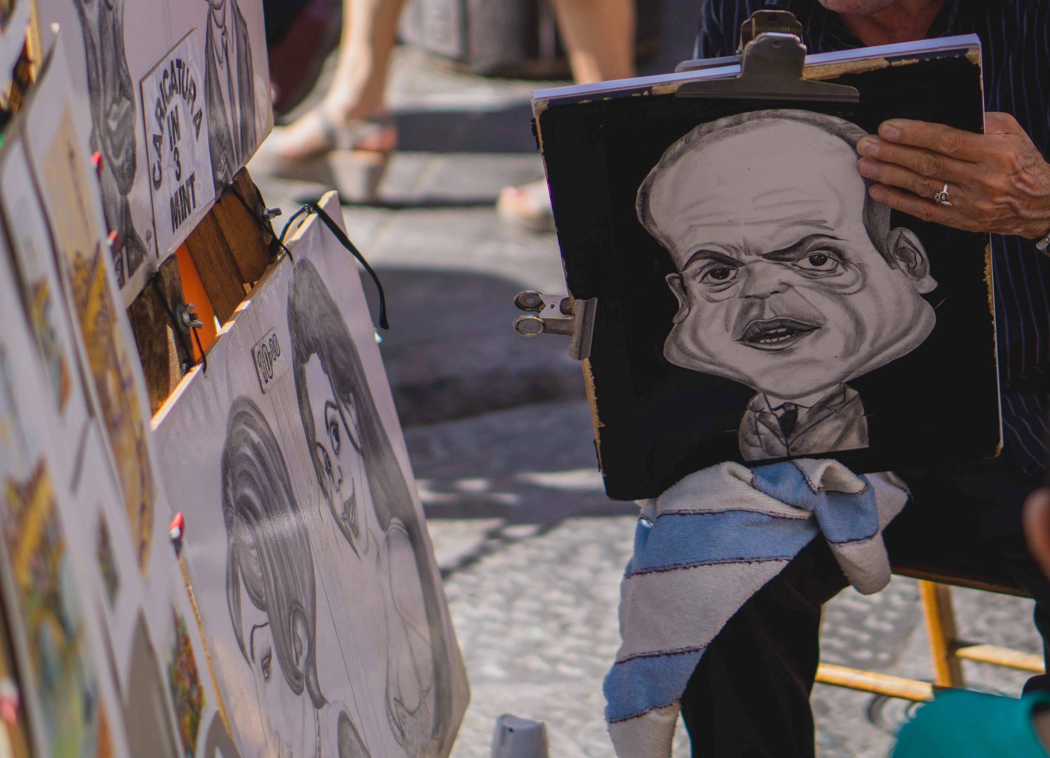 Collodi tra giornalismo umoristico e ritratti caricaturali: alcuni estratti