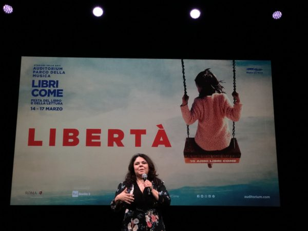 Verso una Libertà da costruire Insieme: l'orazione di Michela Murgia