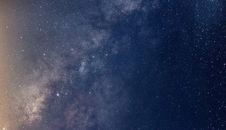 Al calar della notte - poesia di Arianna Taddeo