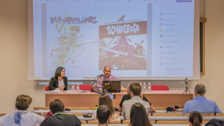 Nicola Paladin, intervista - il fumetto e la letteratura