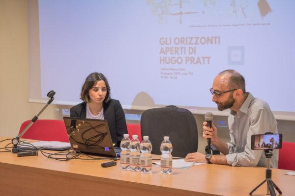 La letteratura disegnata di Hugo Pratt: intervista a Riccardo Capoferro
