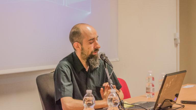 Intervista ad Alessandro Ruggieri - parola e disegno