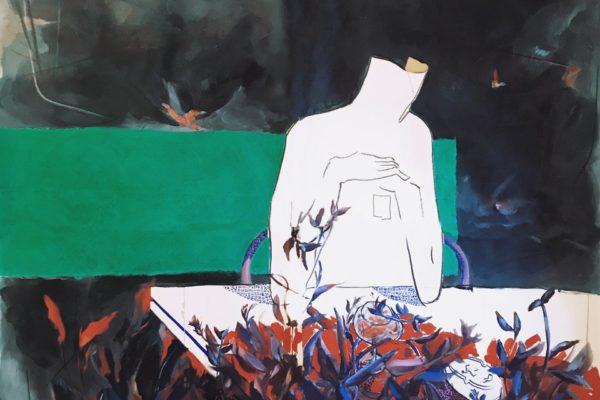 Le geometrie della sensibilità, in arte Fabrizio Sclocco – The Geometries of sensitivity in Fabrizio Sclocco