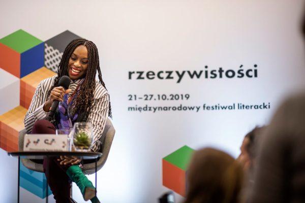 Chimamanda Ngozi Adichie al Festival Conrad