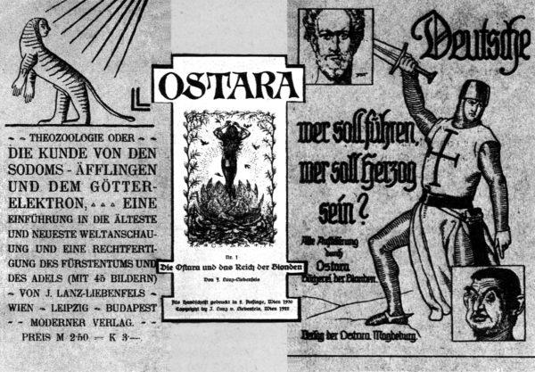 """""""Ostara – rivista per biondi"""" – traduzione proposta di parte della rivista tedesca"""