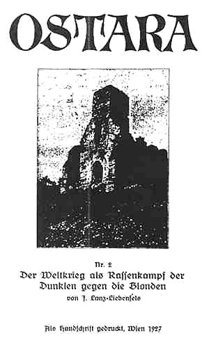 Ostara - rivista per biondi! - traduzione proposta di parte della rivista tedesca
