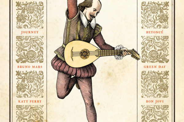Pop Sonnets: Shakespearean poems with a twist