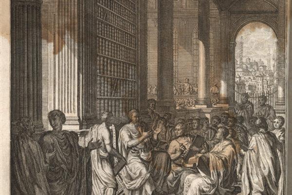 Quintiliano – La vocazione dell'insegnante