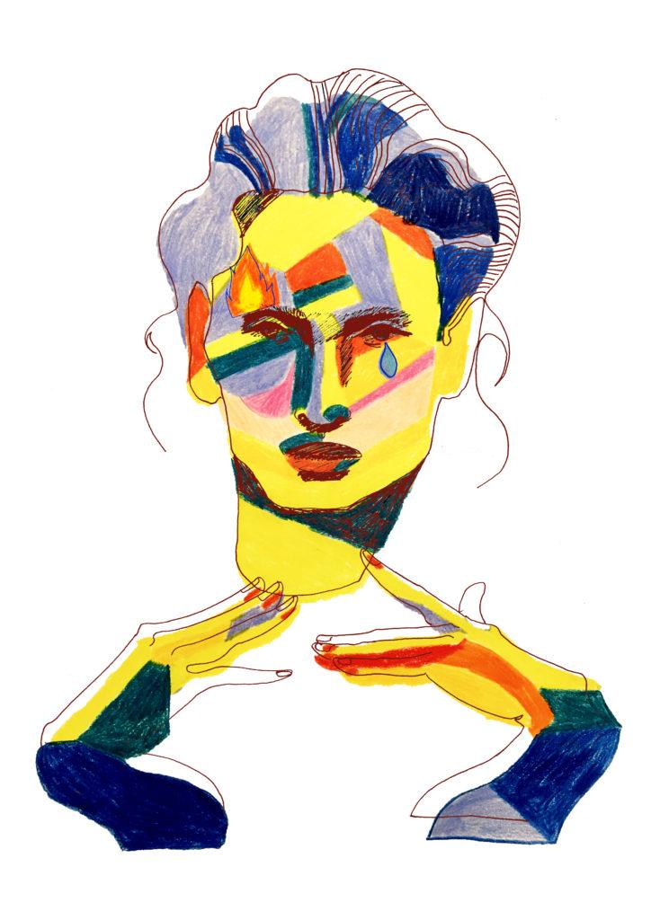 Lorena Spurio, un'intervista e un viaggio nei colori colori delle emozioni