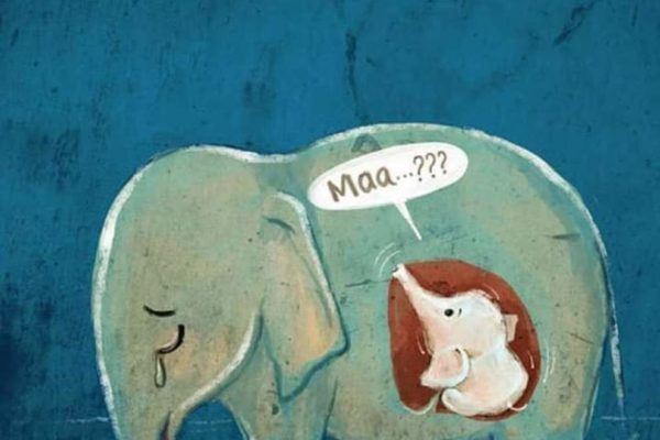 Solo animali – poesia di Arianna Taddeo