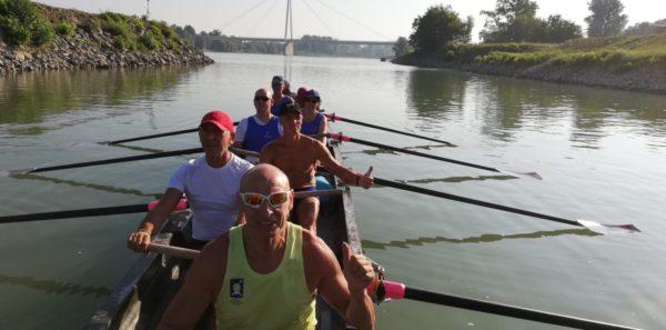 Inclusione, lo sport che insegna: scendere a remi il Danubio 26/07-02/08