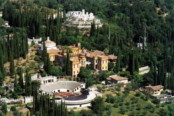 Gabriele D'Annunzio, il Parlaggio e l'eredità teatrale