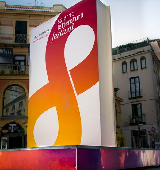 Salerno Letteratura Festival - Intervista a Ines Mainieri