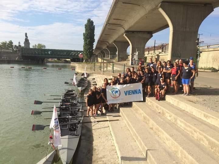 Inclusione, lo sport che insegna: scendere a remi il Danubio 26/07 - 02/08