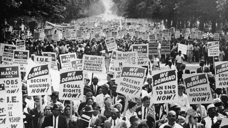 John Coltrane e Martin Luther King-Discorso sulla libertà