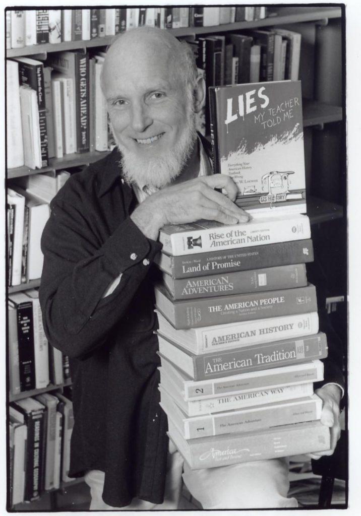 Lies My Teacher Told me - James W. Loewen.
