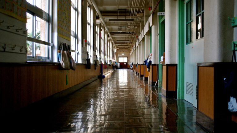 Il ritorno a scuola in provincia
