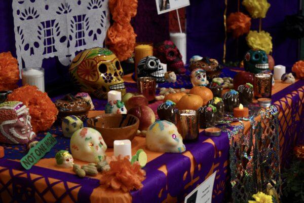Gli spiriti nella cultura messicana- El dìa de los muertos