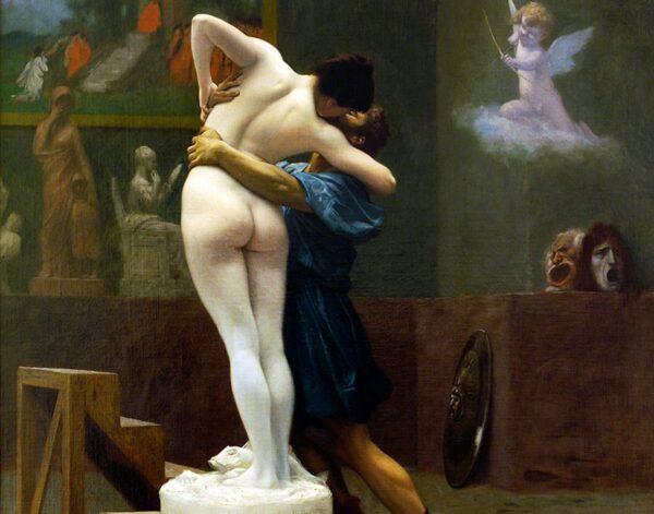 La fenomenologia del desiderio nel mito di Pigmalione