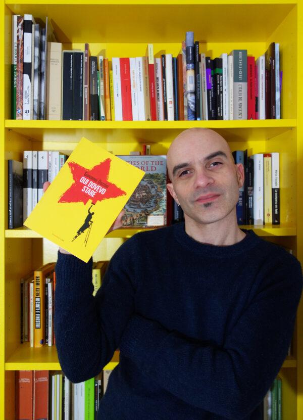 """Intervista a Giovanni Dozzini, autore di """"Qui dovevo stare"""""""