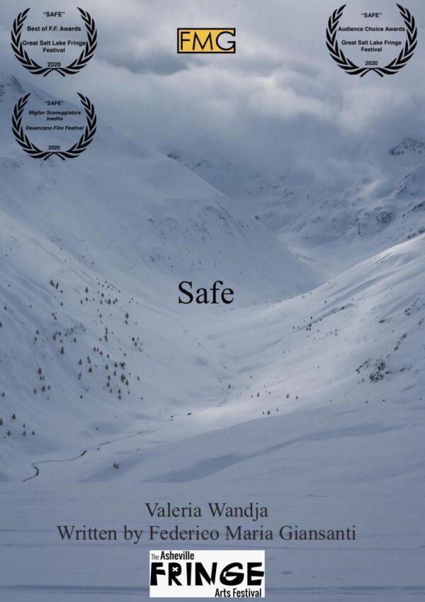 Safe – Intervista al regista e sceneggiatore Federico Maria Giansanti
