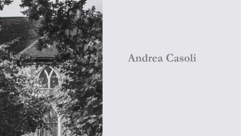 """""""Piccole poesie passeggere"""" - l'esordio di Andrea Casoli"""