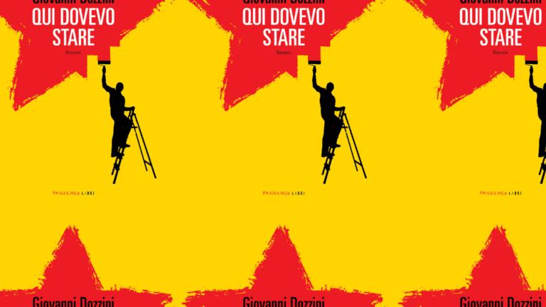 """Recensione - """"Qui dovevo stare"""" di Giovanni Dozzini edito Fandango Libri"""