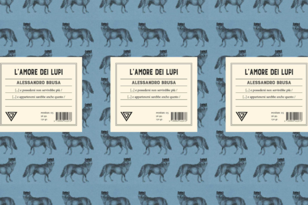 """""""L'amore dei Lupi"""" di Alessandro Brusa, edito Giulio Perrone – recensione"""