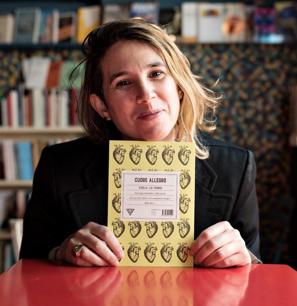 """Intervista a Viola Lo Moro, autrice di """"Cuore Allegro"""""""