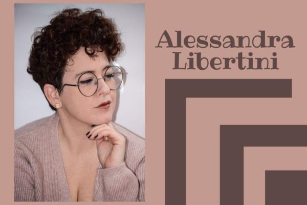 La casualità dei social network e l'intervista ad Alessandra Libertini