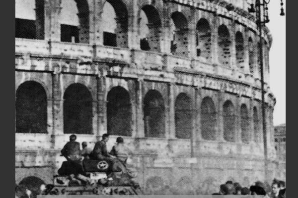 Gli inganni della post-memoria: Rome and the Memory of WWII