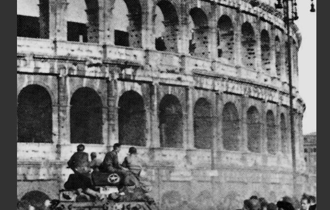 Gli inganni della post-memoria: Rome and the Memory of WW II