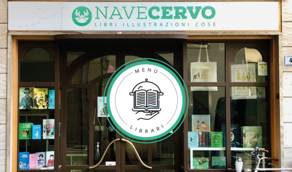 Menù Librari, Libreria Nave Cervo – intervista ai librai Lidia e Marco