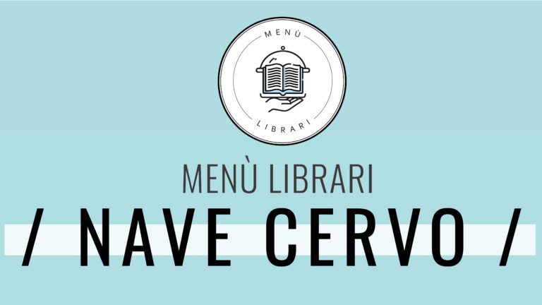 Menù Librari: il Menù della libreria Nave Cervo