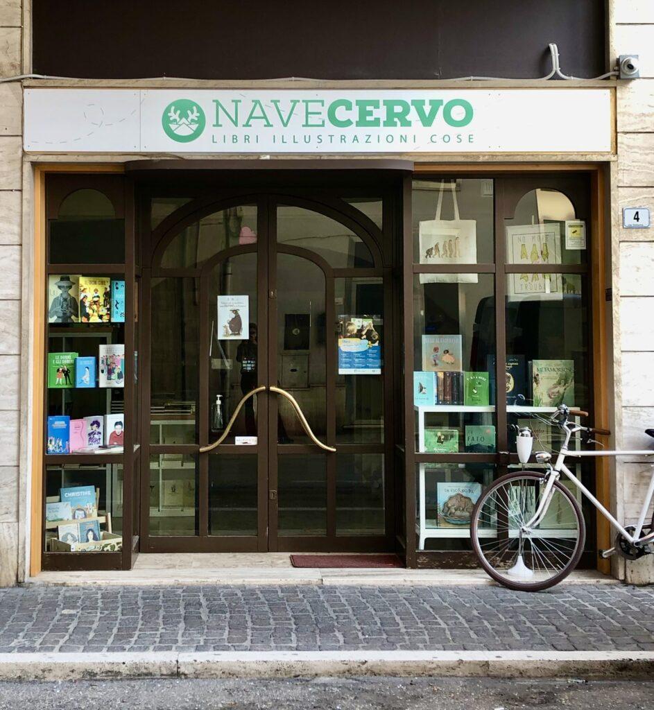 Menù Librari: alla scoperta della libreria Nave Cervo