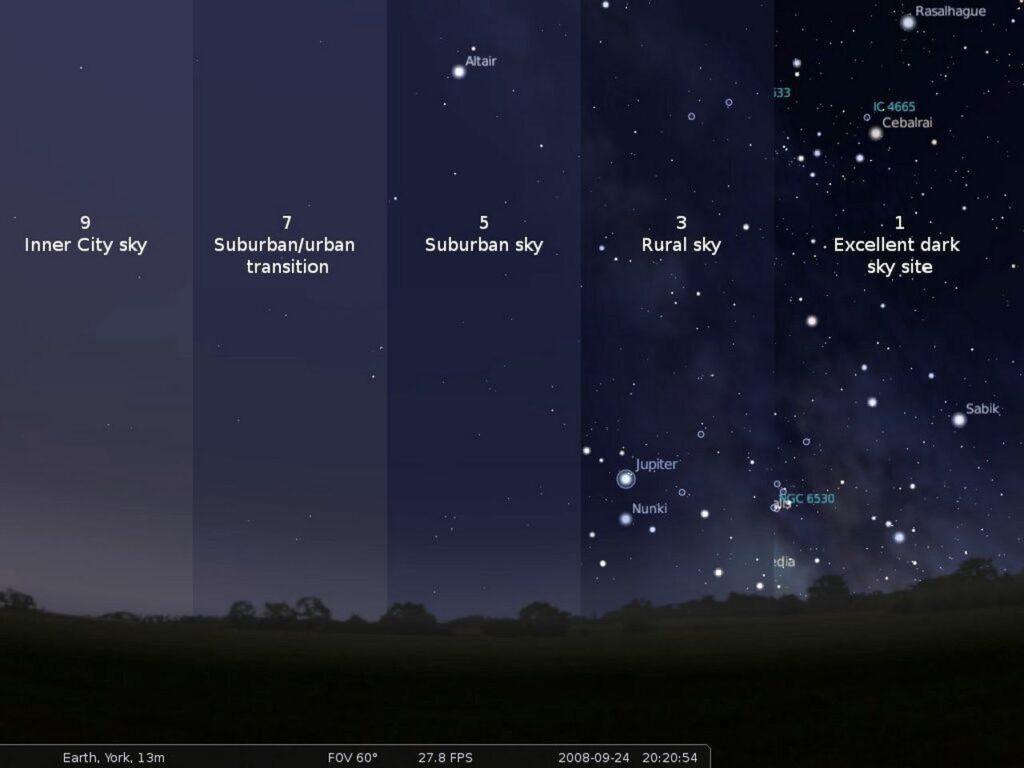 Riesci a vedere il cielo stellato? L'inquinamento luminoso raccontato da Calvino