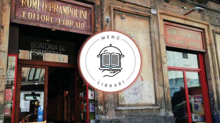 Menù Librari, Legatoria Prampolini – Intervista alla libraia Maria Carmela