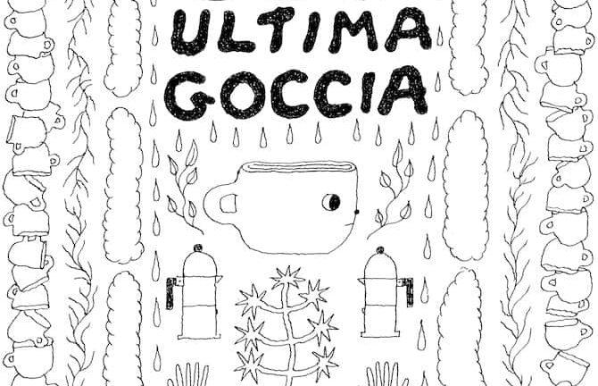 """""""Ultima goccia"""" di Andrea De Franco, Eris Edizioni - recensione"""