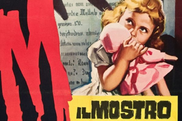 M di Fritz Lang e la Germania Nazista