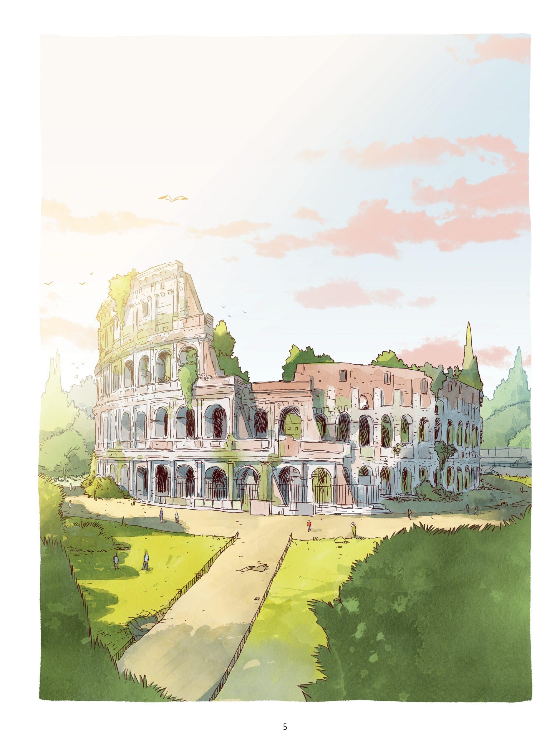 Troppo facile amarti in vacanza, una graphic novel straordinaria di Giacomo Keison Bevilacqua