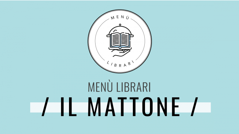 Menù Librari – Il Mattone: 5 libri da scoprire
