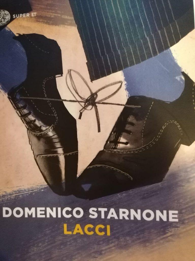Lacci, Domenico Starnone - Con gli occhi verso un nuovo libro